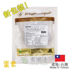 好素-素馬蹄肉餅 300g蛋素 info